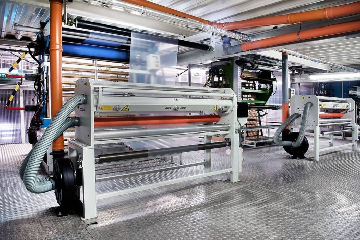 Extrusion Wicklung