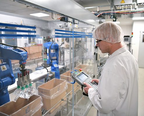primary packaging for pharmaceutical agents